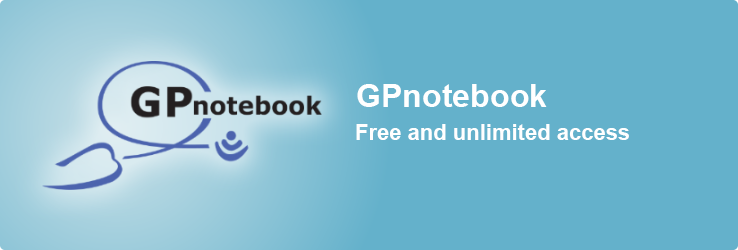 GP notebook - Free and unlimited access